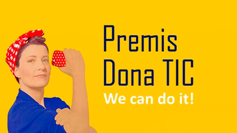 Premis Dona TIC 2020